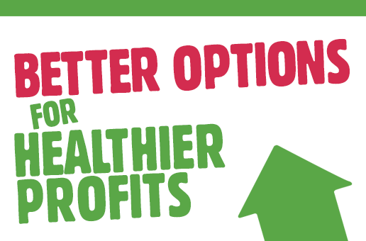 Better options for healthier profits