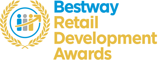Bestway Retail Development Awards logo