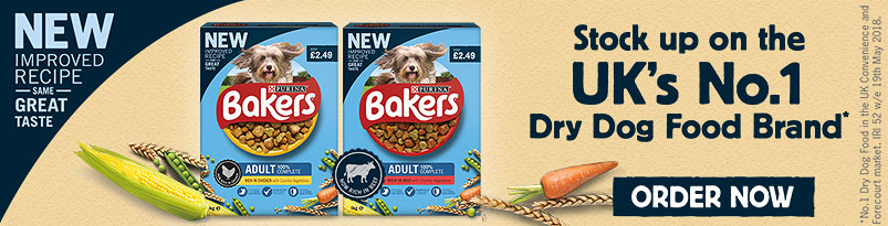 Bakers - Stock up on the UK's no. 1 dry dog food brand