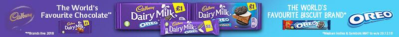Cadbury Oreo - The world's favourite biscuit brand