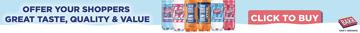 IRN BRU - Offer your shoppers great taste, quality and value