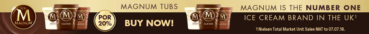 Magnum Tubs - Buy Now!