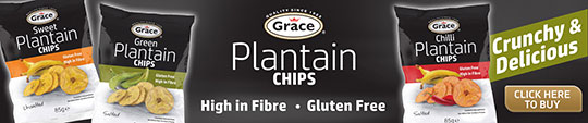 Grace Plantain Chips