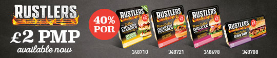 Rustlers – £2 PMP available now