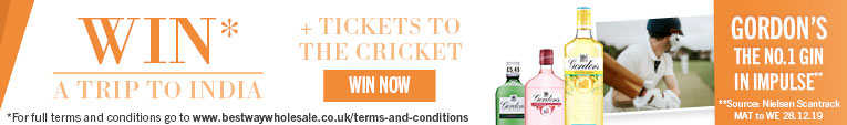 Gordon's Cricket Competition