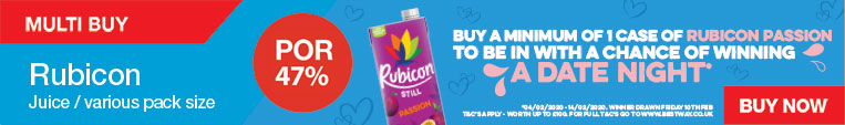 Rubicon – win a date night