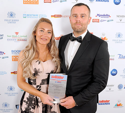 Double award-triumph for Bestway Wholesale and Hooton's best-one