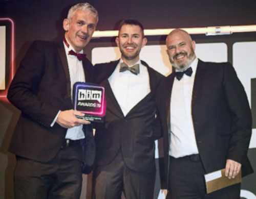 HIM Shoppers' Favourite Convenience Retailer for BWS Award 2019