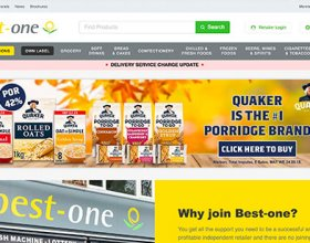 best-one launches new e-commerce website with added features for retailers and consumers