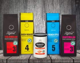 Bestway launches NEW premium Roast and Ground Coffee into the best-one Inspired range