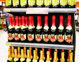 LULU Hypermarket launches White Pearl celebration drink in the Middle East