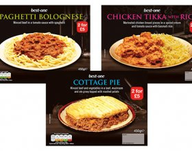 New Chilled best-one Ready Meals Launch for Retailers