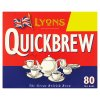 Quickbrew Tea Bags 6 For 5 PM £2