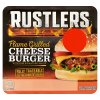 Rustlers Flame Grilled Cheese Burger 141g