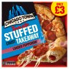 Chicago Town Takeaway Stuffed Crust Medium Loaded Pepperoni 490g