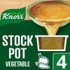 Knorr Vegetable Stock Pot 4 x 28g (112g)