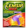 Lemsip Max Cold & Flu Blackcurrant 5 Sachets