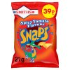 Smiths Snaps Spicy Tomato Snacks PMP 21g