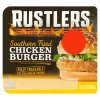 Rustlers Southern Fried Chicken Burger £1