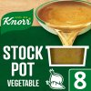 Knorr Vegetable Stock Pot 8 x 28g (224g)