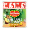 Del Monte Pineapple Chunks in Juice 435g