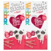 Webbox Dogs Delight with Beef 6 Tasty Sticks 30g