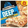 Chicago Town The Deep Pan Triple Cheese 405g