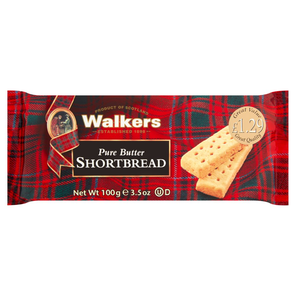 Walkers Shortbread Fingers PM 99p