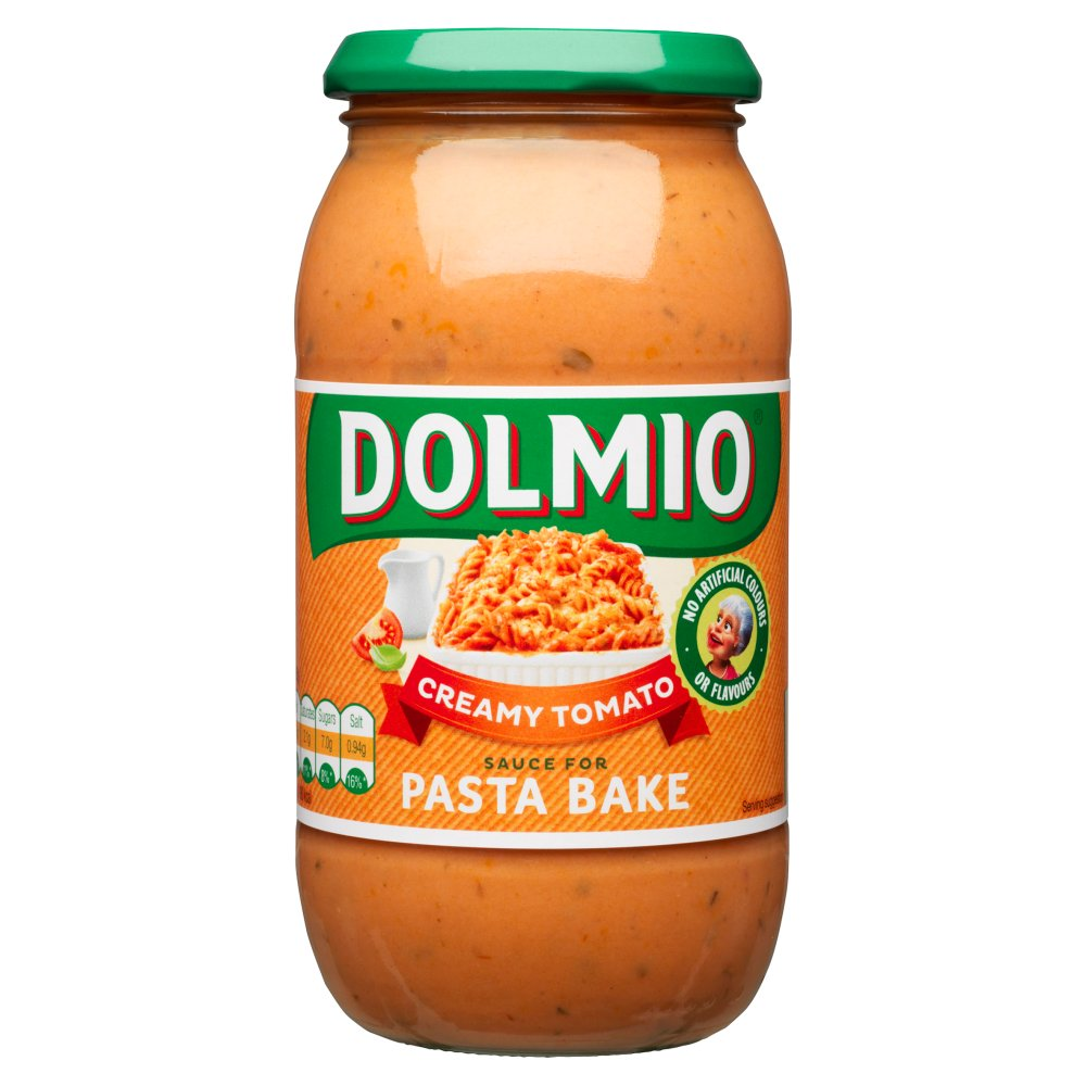 dolmio pasta bake cooking instructions