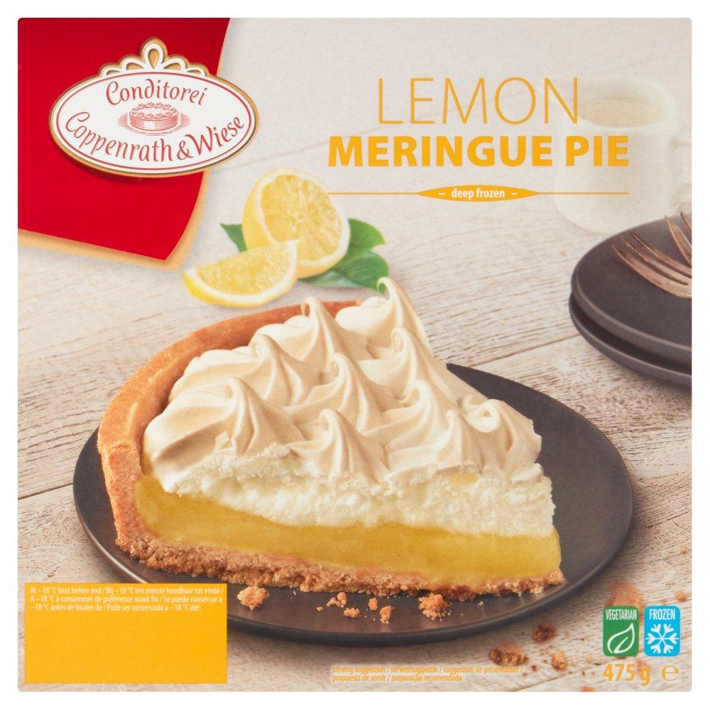 Conditorei Coppenrath & Wiese Lemon Meringue Pie 475g