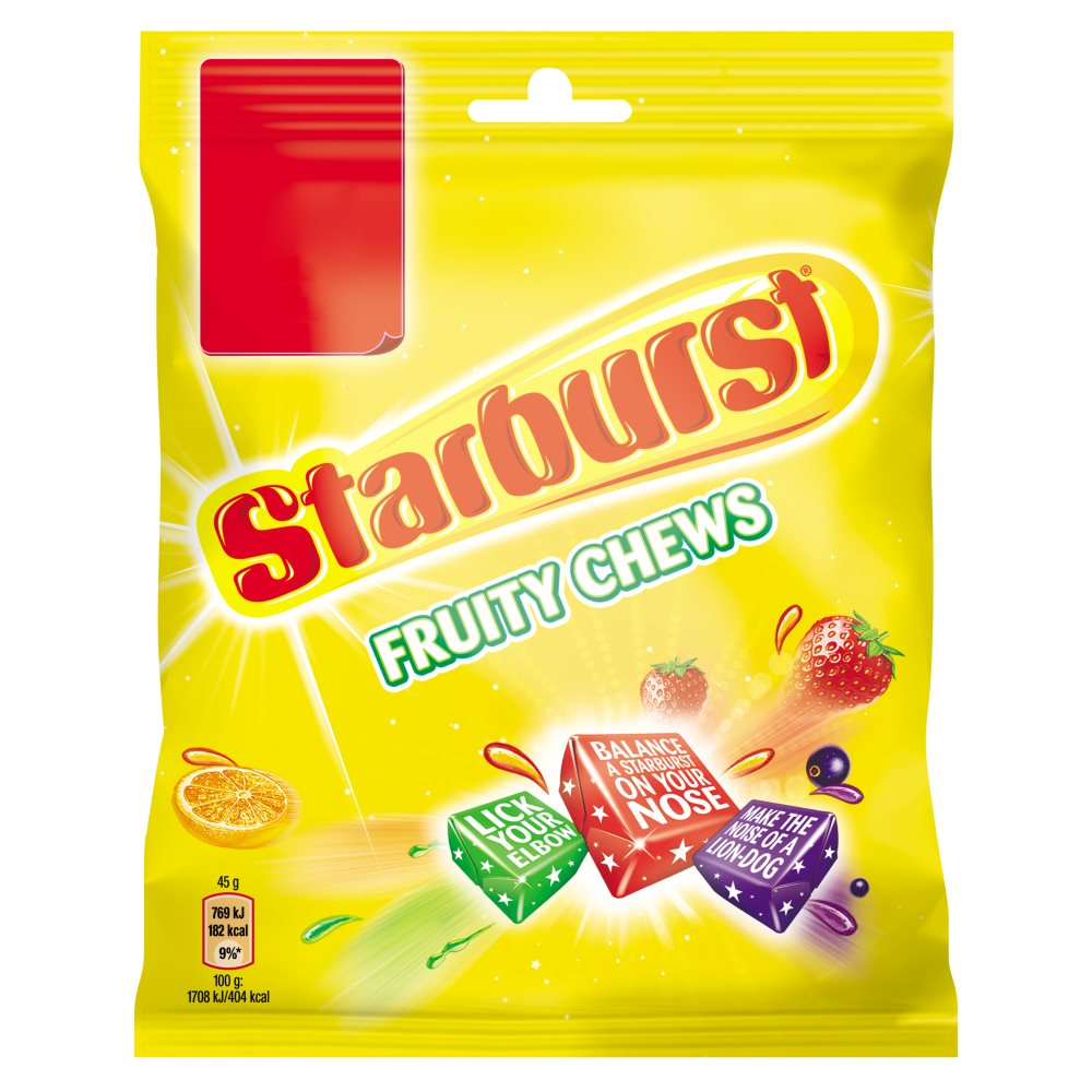 Starburst Original Bag £1 PMP