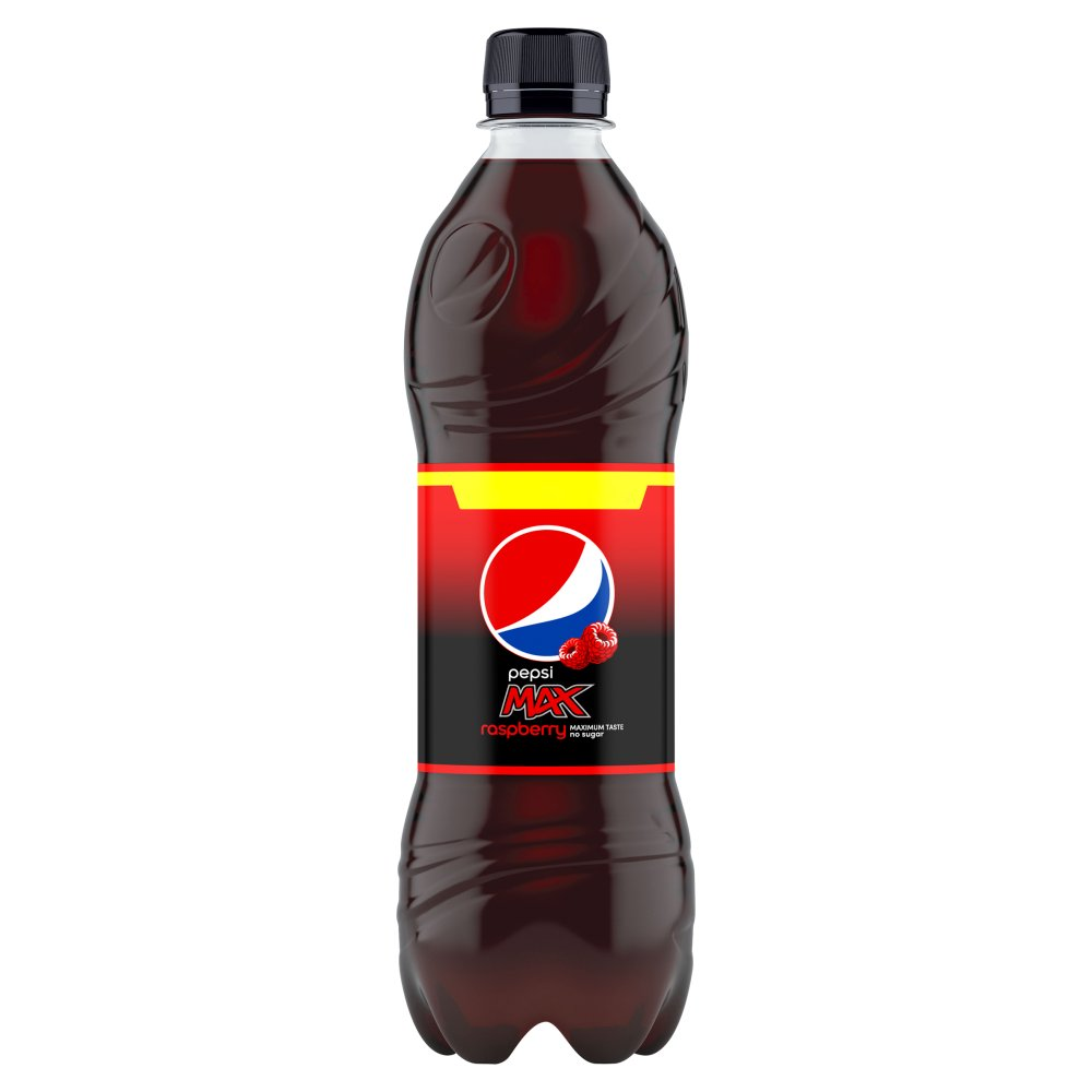Pepsi Max Raspberry 500ml Bestway Wholesale