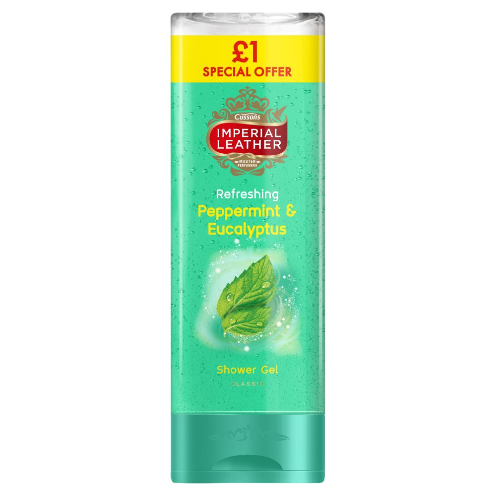 Imperial Leather Shower Gel Refresh PM £1