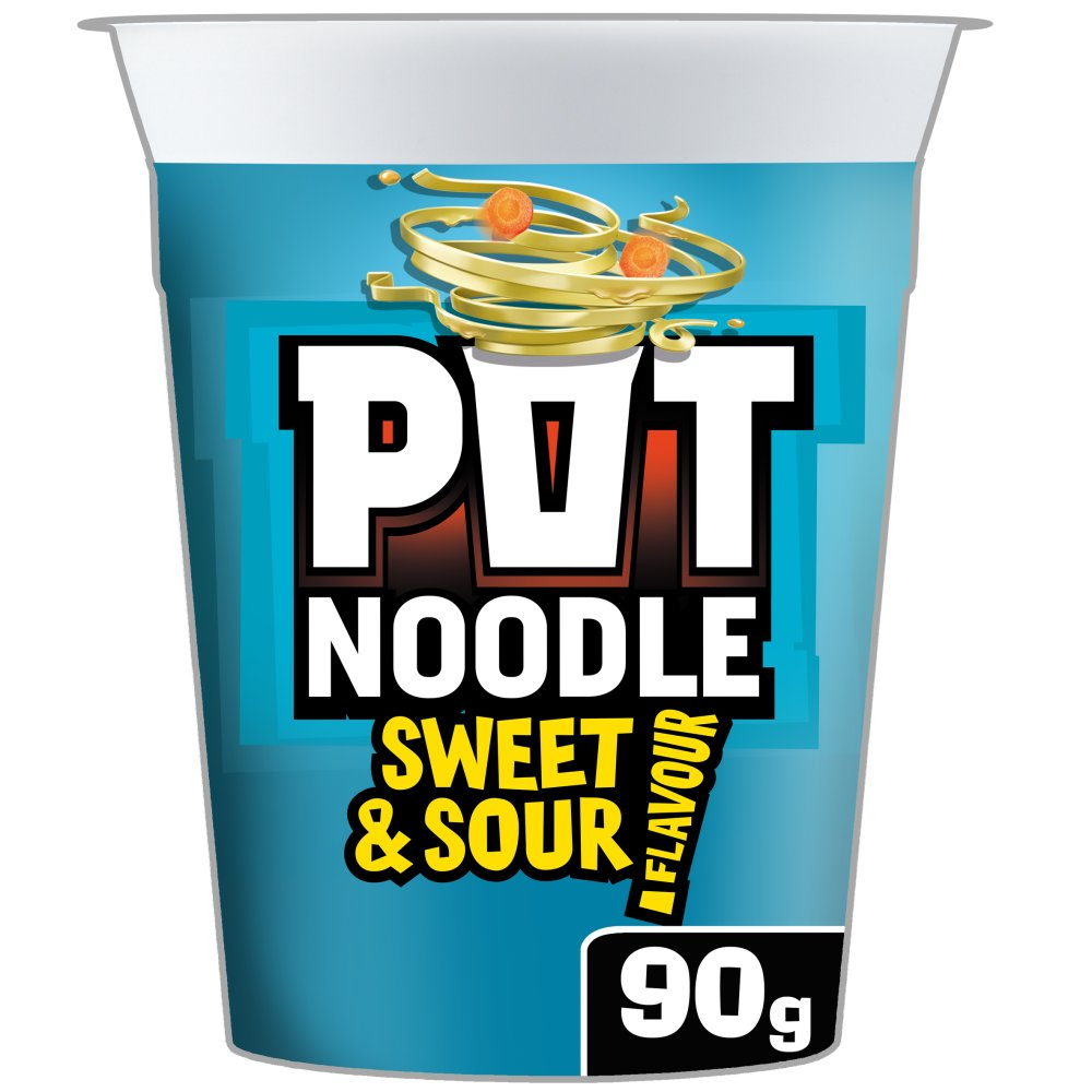 Pot Noodle Sweet & Sour