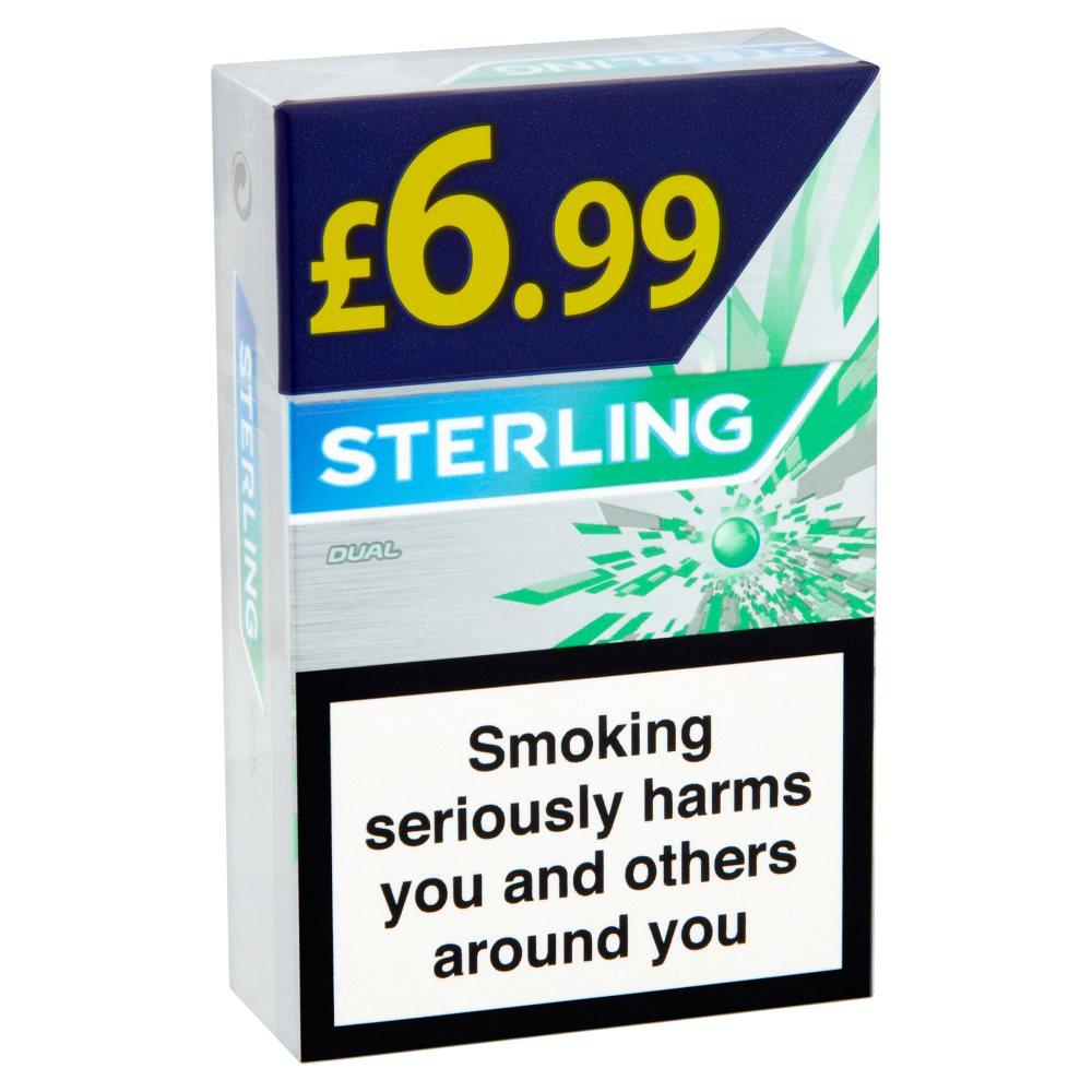 sterling king size dual 6 99   batleys wholesale