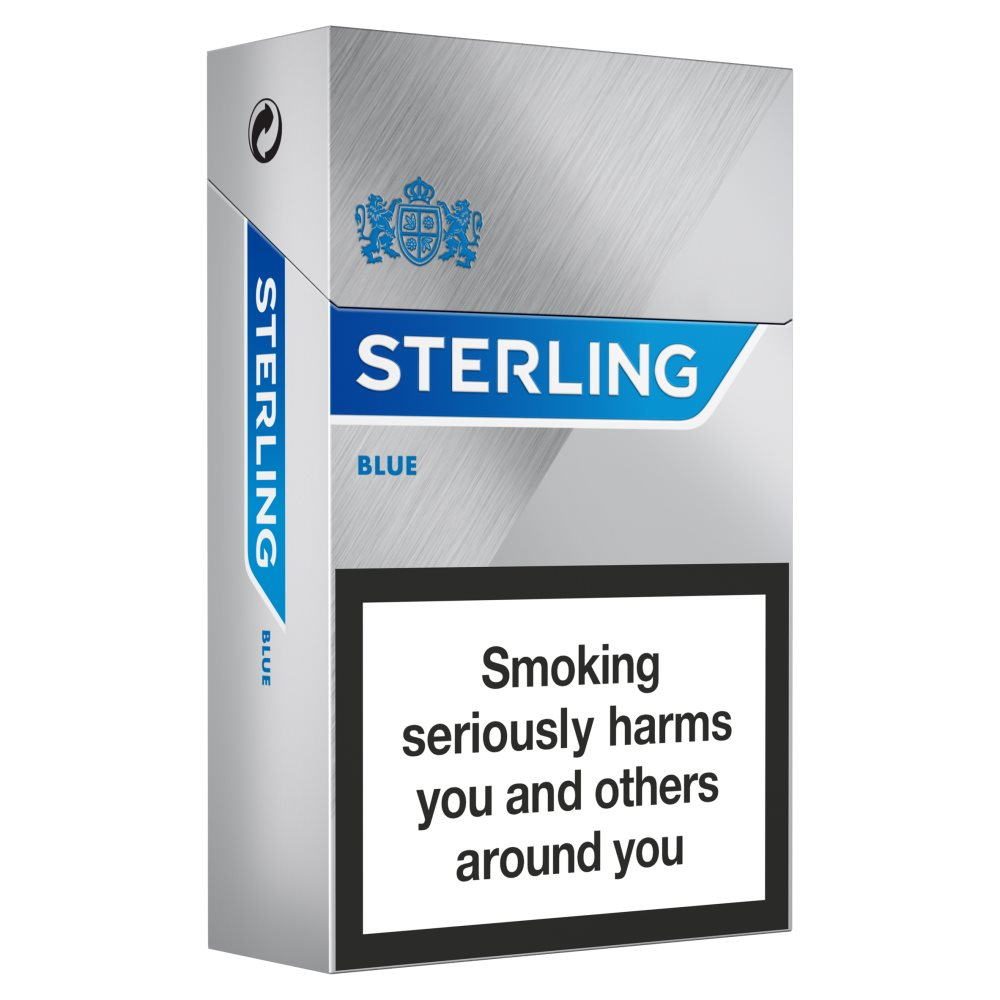 Sterling King Size Blue