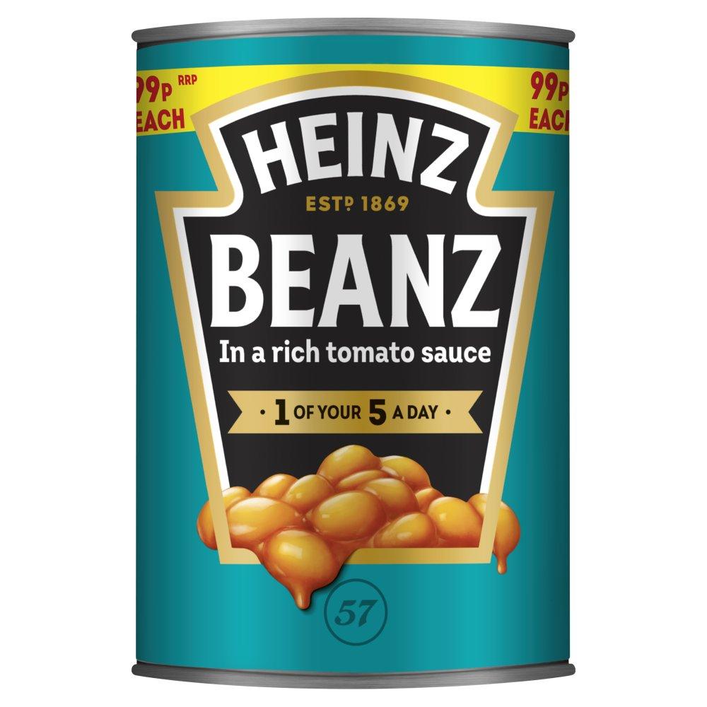 Heinz Baked Beanz 415g