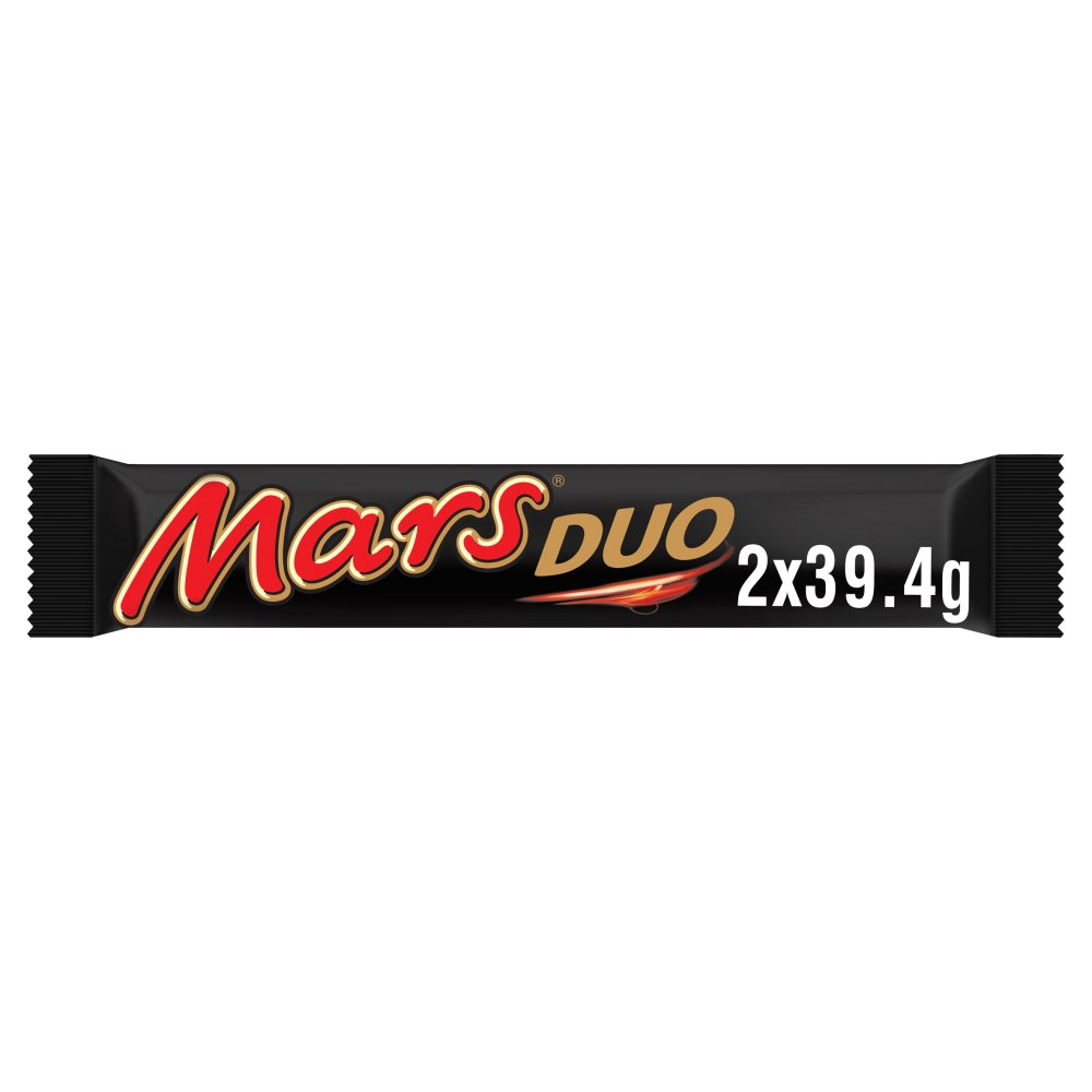Mars Chocolate Duo Bar 78.8g
