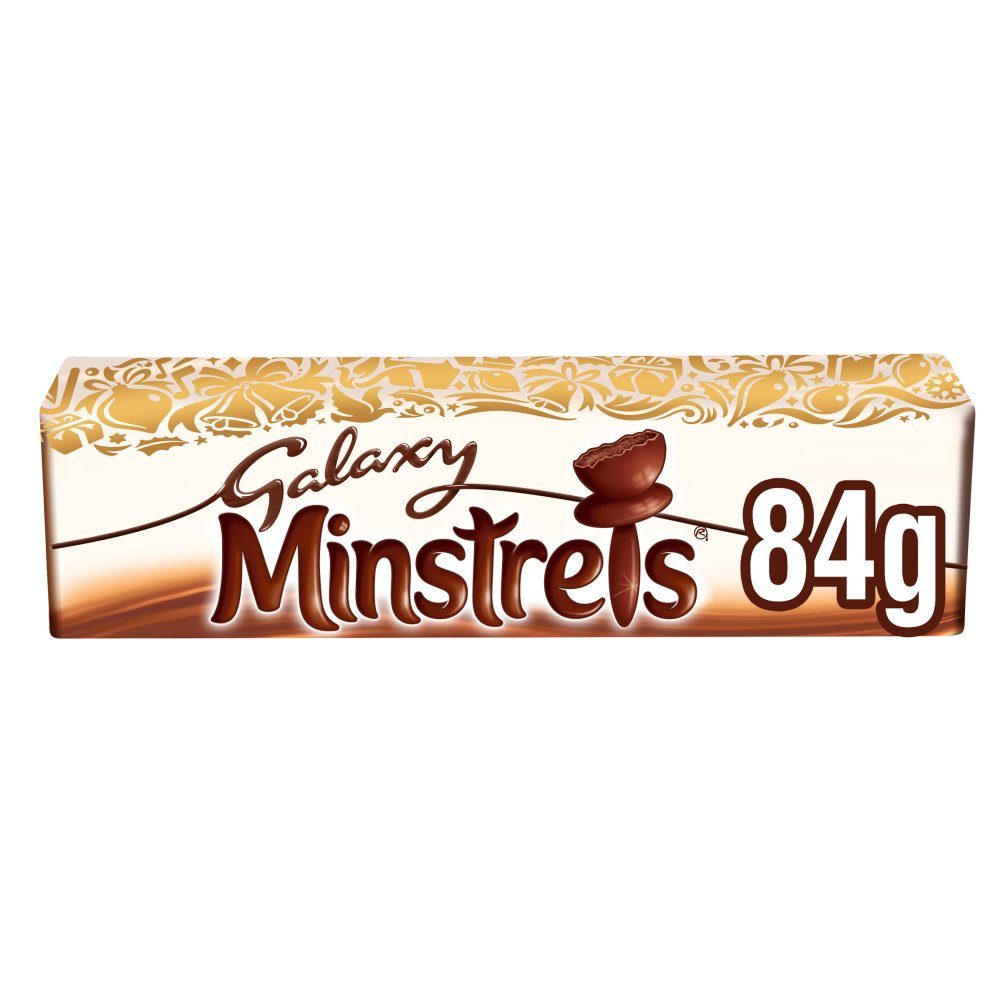 GALAXY® Minstrels 2 x 42g (84g)