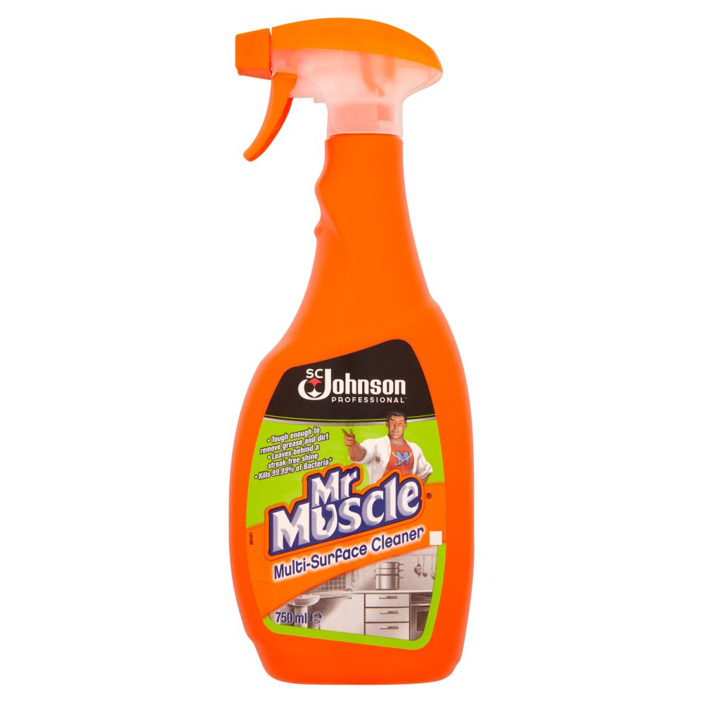 Mr Muscle Multi Surface Professional