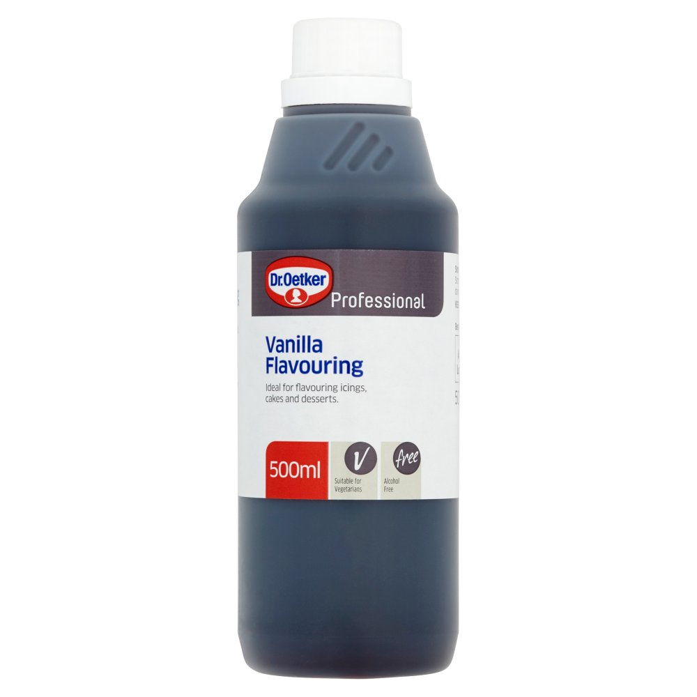 Dr Oetker Vanilla Flavouring