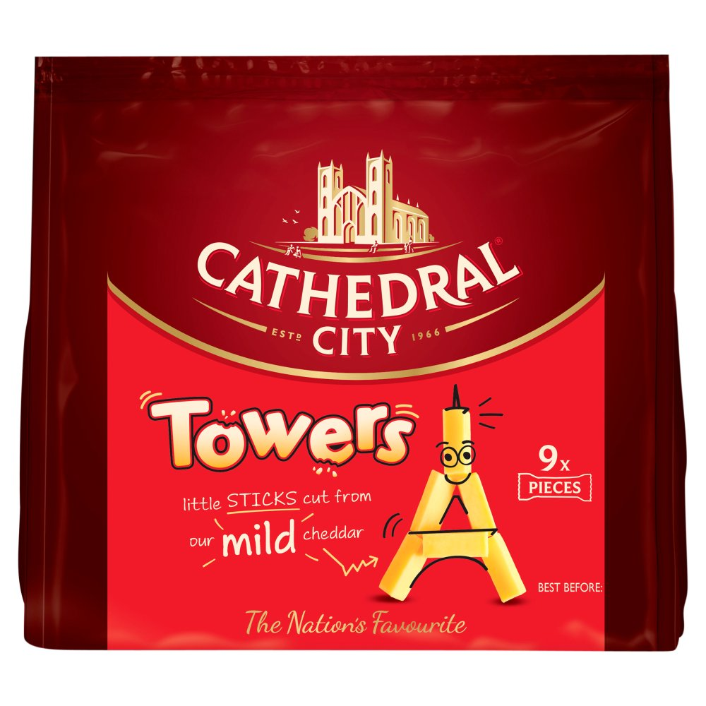 Chedds Towers
