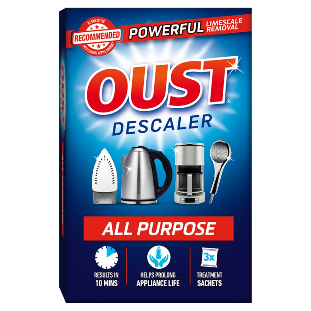 Oust All Purpose Descaler 3s