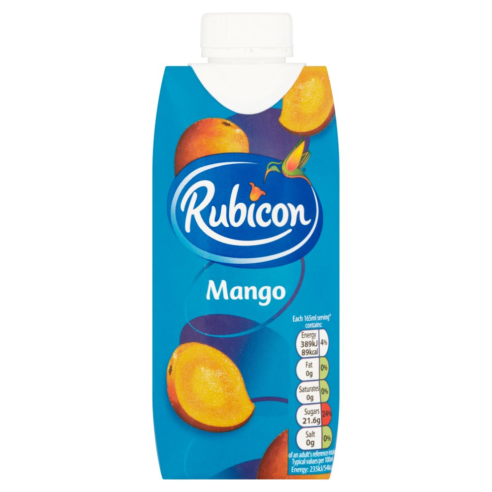 Rubicon Still Mango