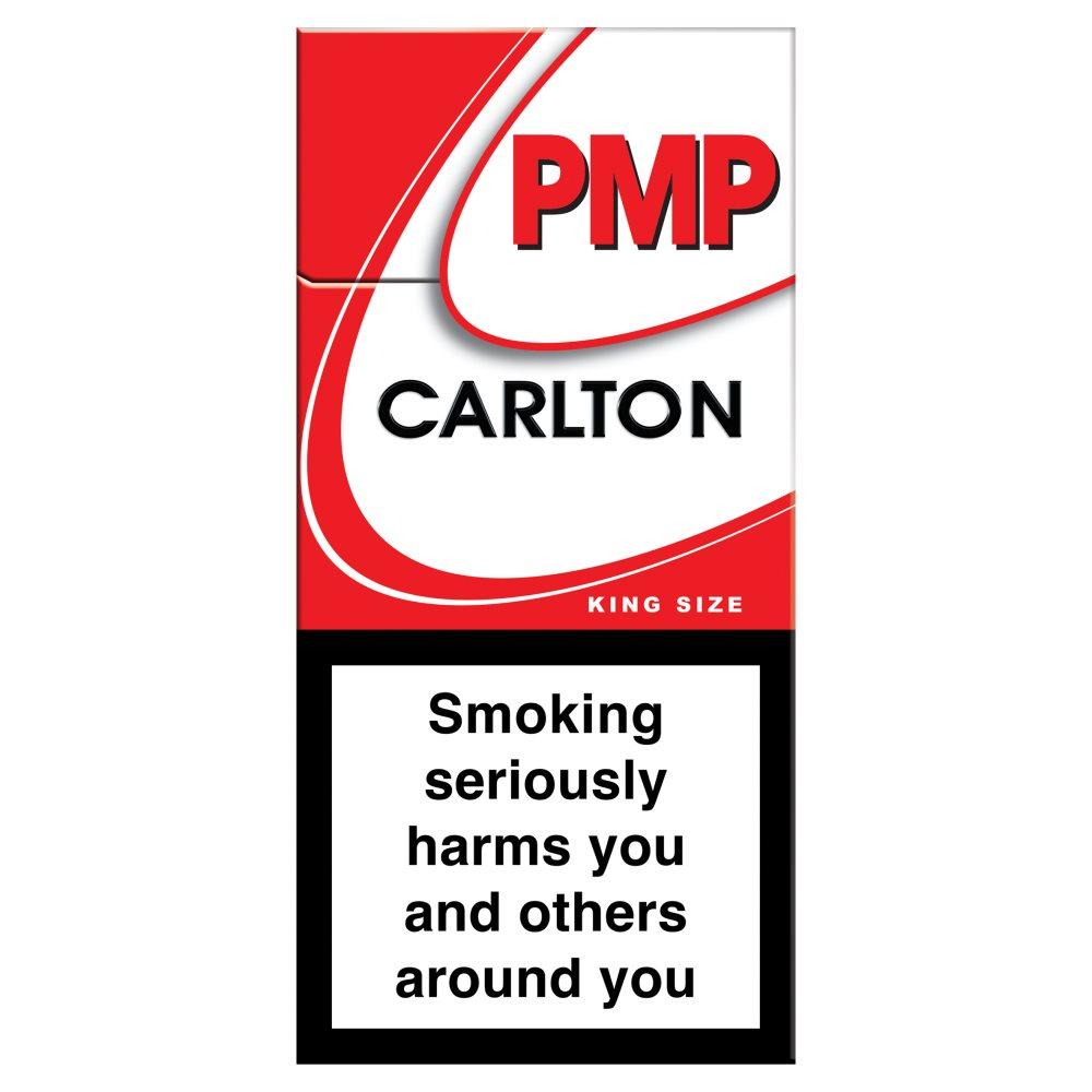 Carlton KS Red 10 £3.43 Pack