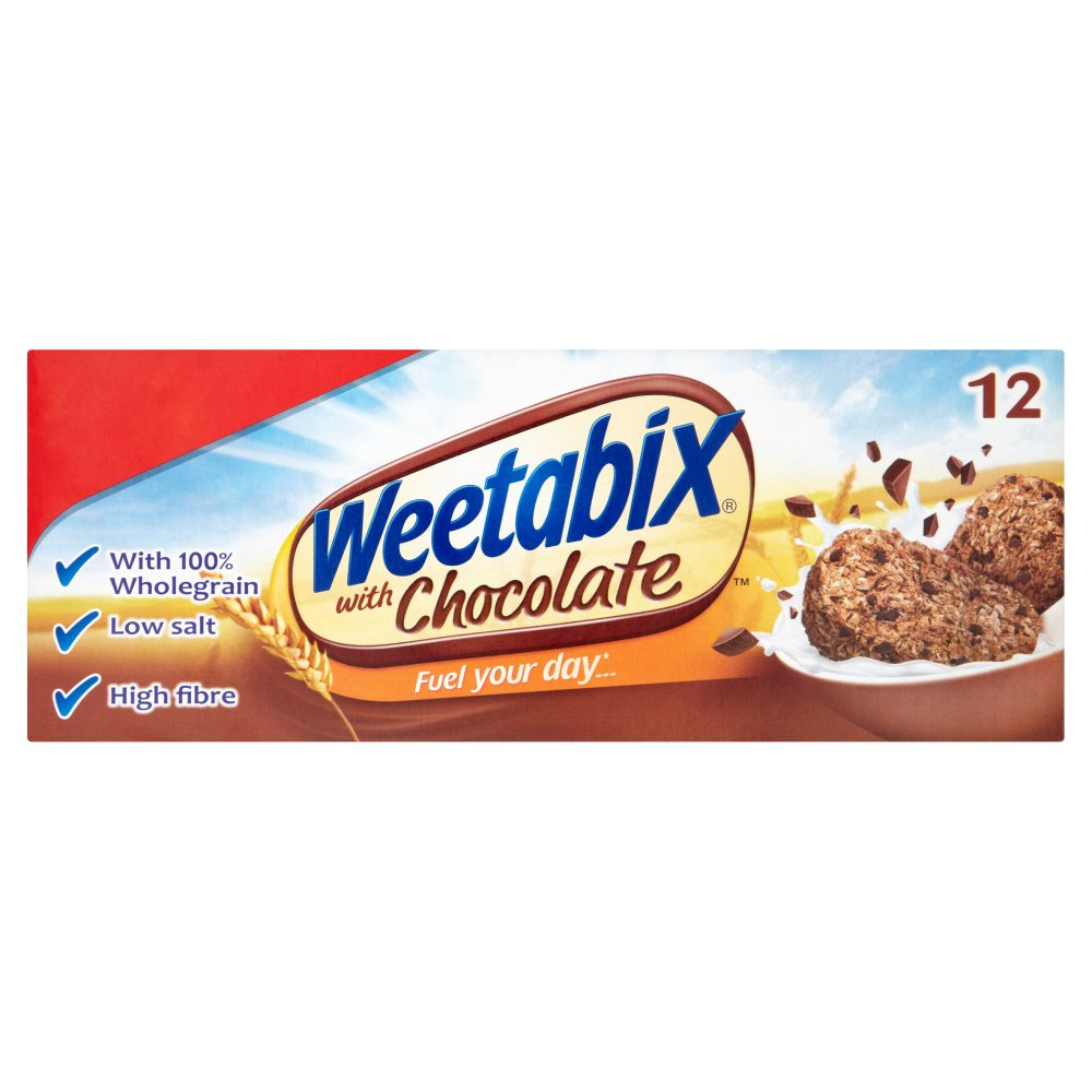 Weetabix Chocolate PM £1.60
