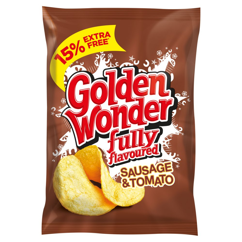 Golden Wonder Saus Tomato 15percent Extra