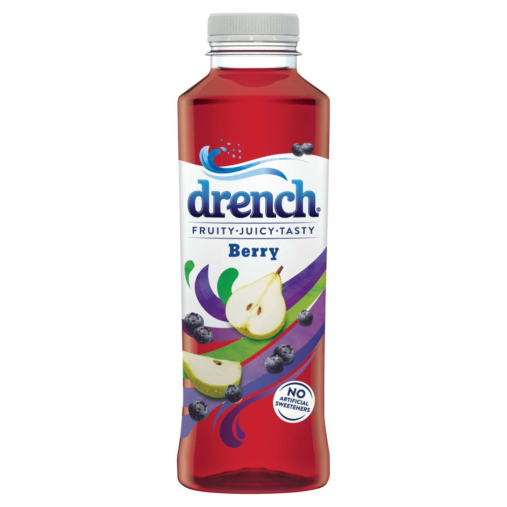 Drench Pear & Blueberry Pet