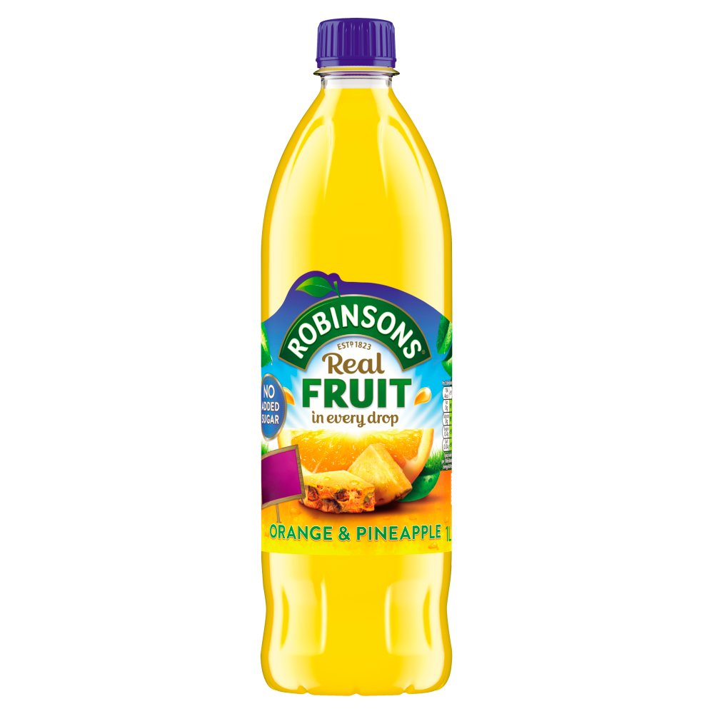 Robinsons Orange & Pineapple Nas £1.49