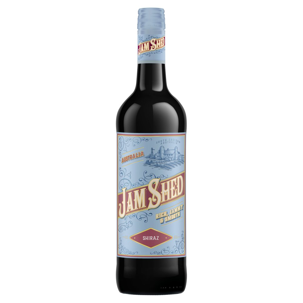 Jam Shed Shiraz 750ml
